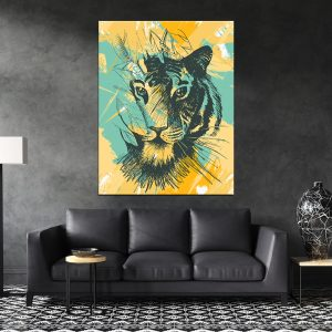 תמונת קנבס לסלון או לחדר שינה לעיצוב הבית