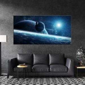 תמונת קנבס לסלון לעיצוב הבית הוםסטיילינג
