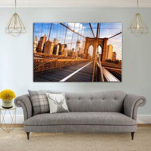 תמונת קנבס לסלון לעיצוב הבית
