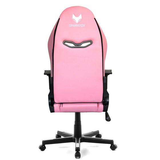 מושב גיימינג - SPARKFOX GC80LE צבע ורוד
