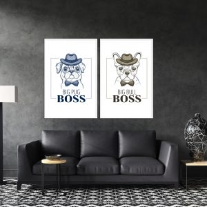 תמונת בוס לסלון לעיצוב הבית