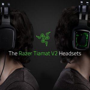אוזניות גיימינג RAZER Tiamat 2.2 V2