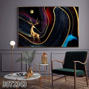 תמונת קנבס אייל חלל לסלון לעיצוב הבית