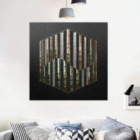 תמונת קנבס המגן לסלון לעיצוב הבית