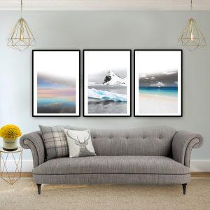 סוגי ים סט תמונות