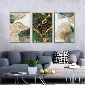 תמונת קנבס עולם הטבע לסלון לעיצוב הבית