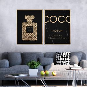 תמונת קנבס שיש בסטייל לסלון לעיצוב הבית