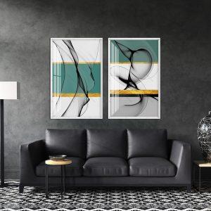 תמונת סלסול יוקרתי לסלון לעיצוב הבית