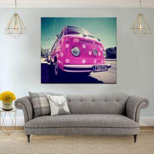 תמונת קנבס טרנספורטר וורד לסלון לעיצוב הבית