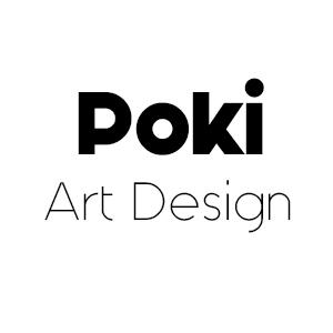 Poki Art Design