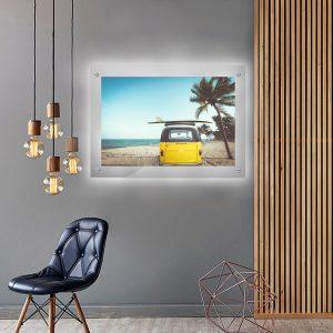 לייטבוקס תמונה מוארת - בדרך לגלוש לחופש לעיצוב הבית