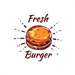 לוגו מאפיות ועוגות דגם 6