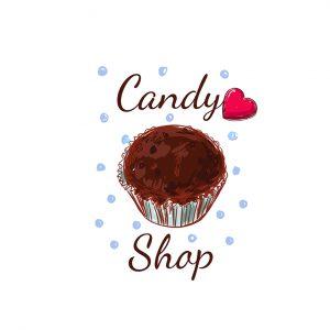לוגו מאפיות ועוגות דגם 7