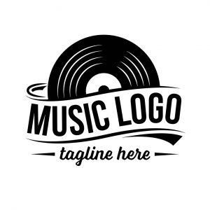 לוגו מוזיקה דגם 1