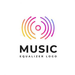 לוגו מוזיקה דגם 3