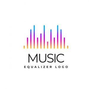 לוגו מוזיקה דגם 4