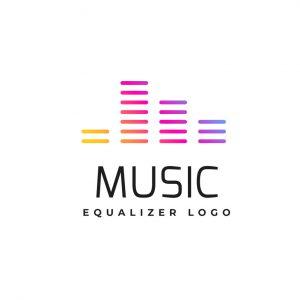 לוגו מוזיקה דגם 6