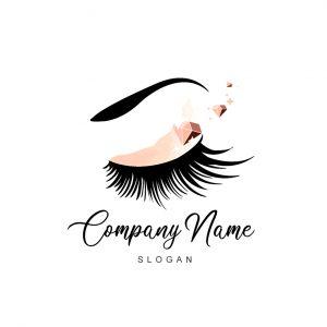 לוגו קוסמטיקה וביוטי דגם 6
