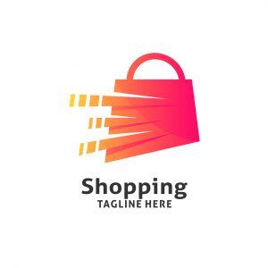 לוגו קניות ומארקטינג דגם 1