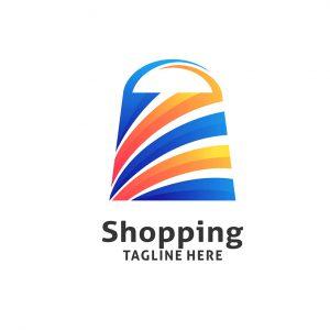 לוגו קניות ומארקטינג דגם 2