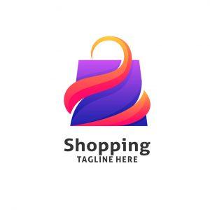 לוגו קניות ומארקטינג דגם 3
