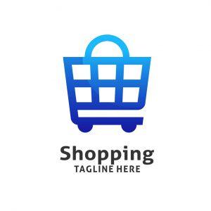 לוגו קניות ומארקטינג דגם 4