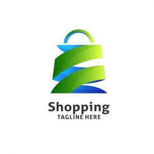 לוגו קניות ומארקטינג דגם 5
