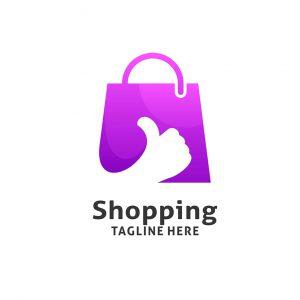 לוגו קניות ומארקטינג דגם 6