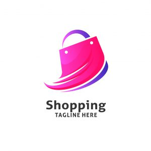 לוגו קניות ומארקטינג דגם 7
