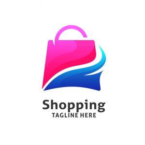 לוגו קניות ומארקטינג דגם 8