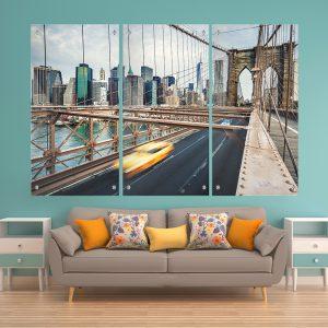 גשר ברוקלין זכוכית