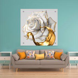 תמונת קנבס שושן טהור לסלון לעיצוב הבית