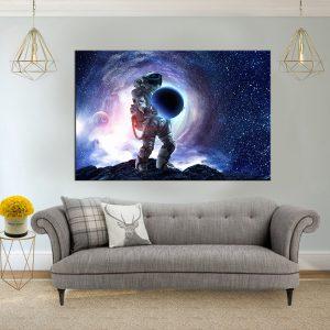 תמונת קנבס סדרן הכוכבים לסלון לעיצוב הבית