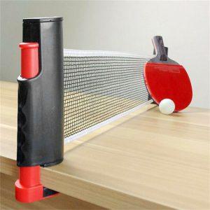 טניס שולחן/פינג פונג לבית ולמשרד – מתאים לכל שולחן